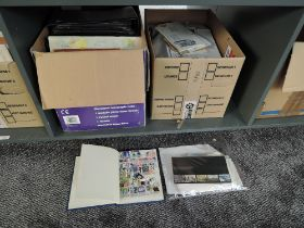 A large collection of GB and World Stamps and Covers, mint and mainly used, loose and in albums