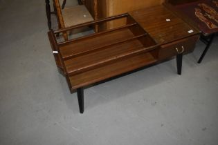 A vintage G plan coffee table (no glass top)