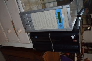 A Pioneer multi DVD burner and a similar Soprano unit with HP, Sony and LG Drives, untested