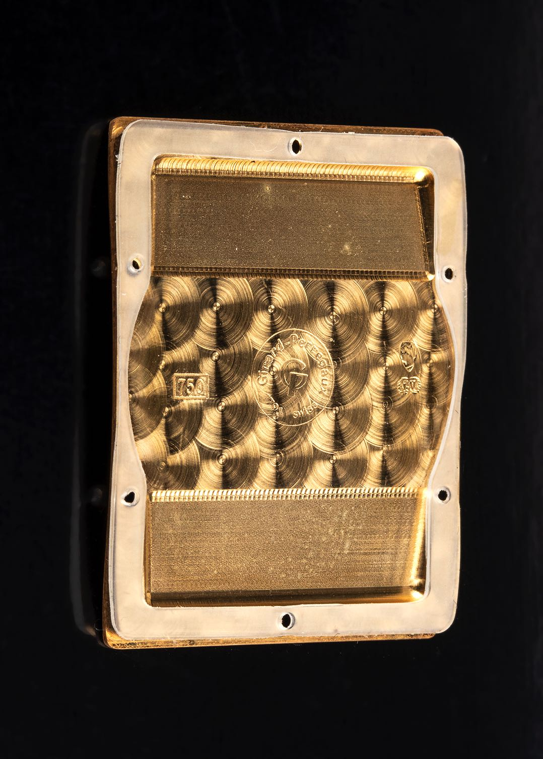 Girard Perregaux, 18 kt gold, 1791/1991 anniversary, Limited Edition, Ref.4961, Like N.O.S., full se - Image 3 of 4