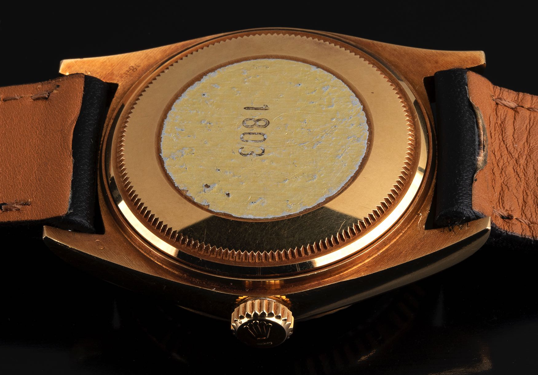 Rolex Day Date ref 1803 like NOS yellow gold 1972 - Image 4 of 4