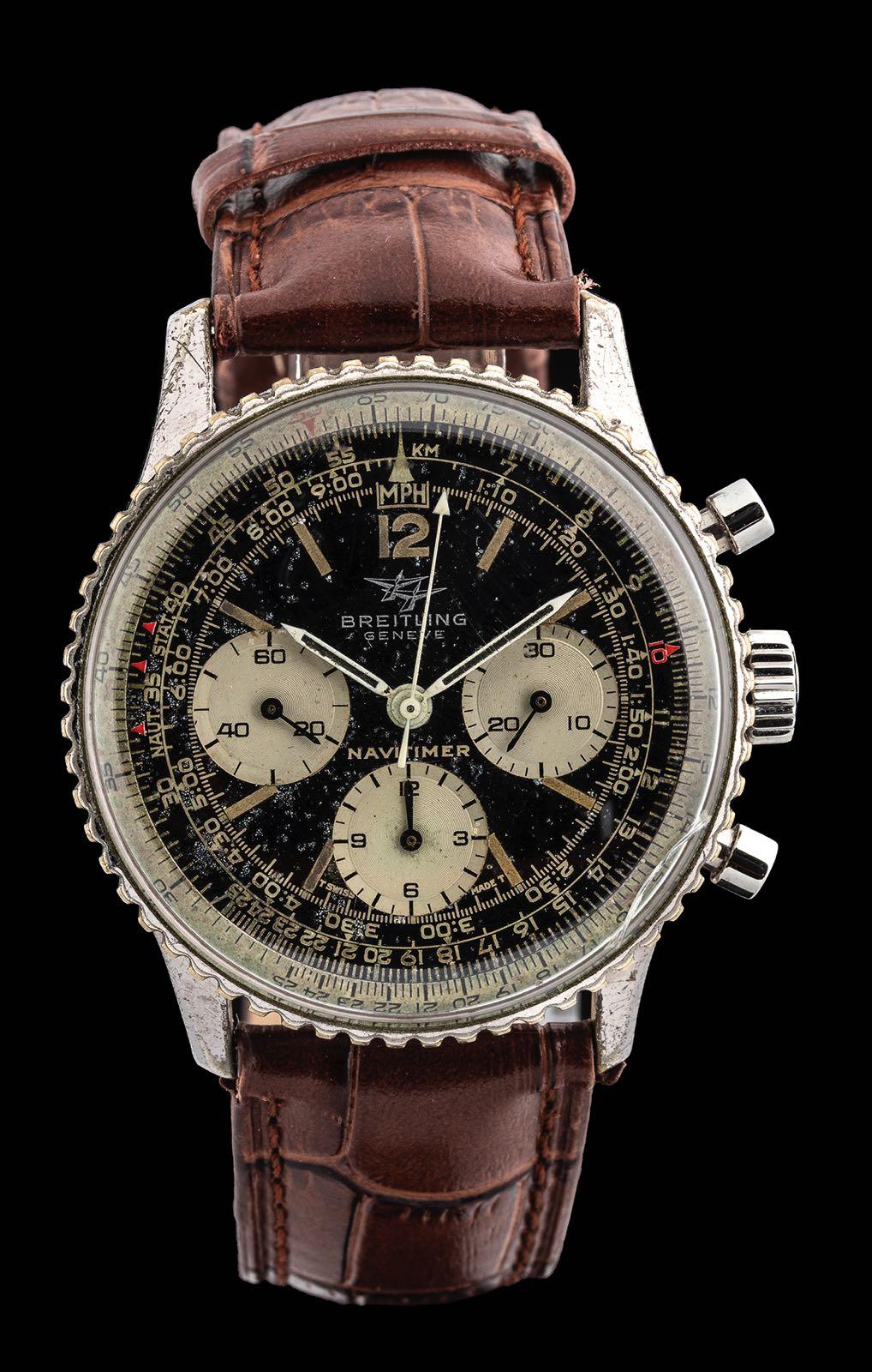 Breitling chrono Navitimer ref 806 1960's