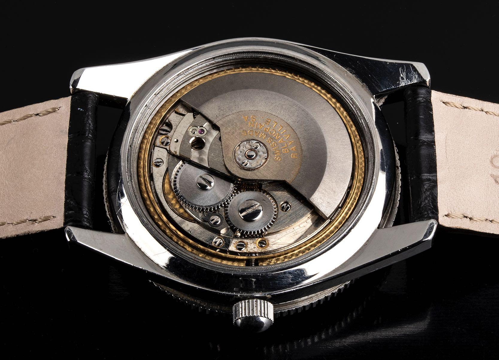Blancpain Aqua Long no radiations dial '60 - Image 2 of 3