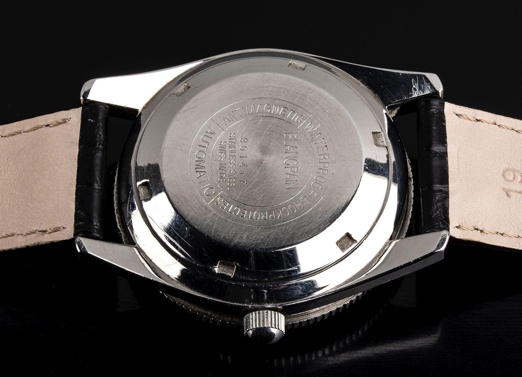 Blancpain Aqua Long no radiations dial '60 - Image 3 of 3
