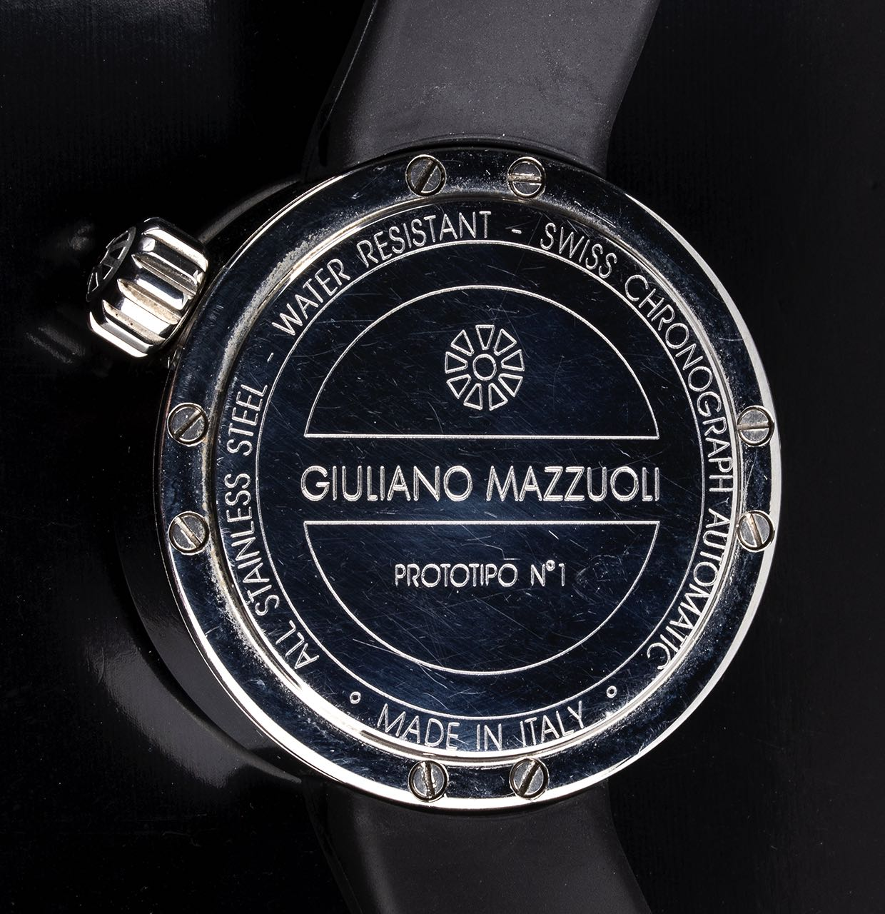 Giuliano Mazzuoli . Manometro. - Image 2 of 3