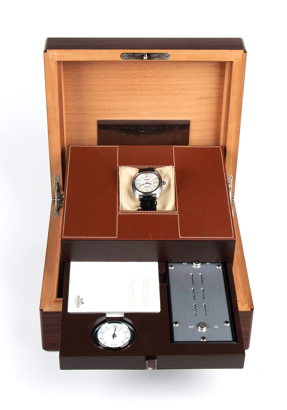 Hermes Dressage Platin, limited edition 75 pieces. 2003 - Image 3 of 3
