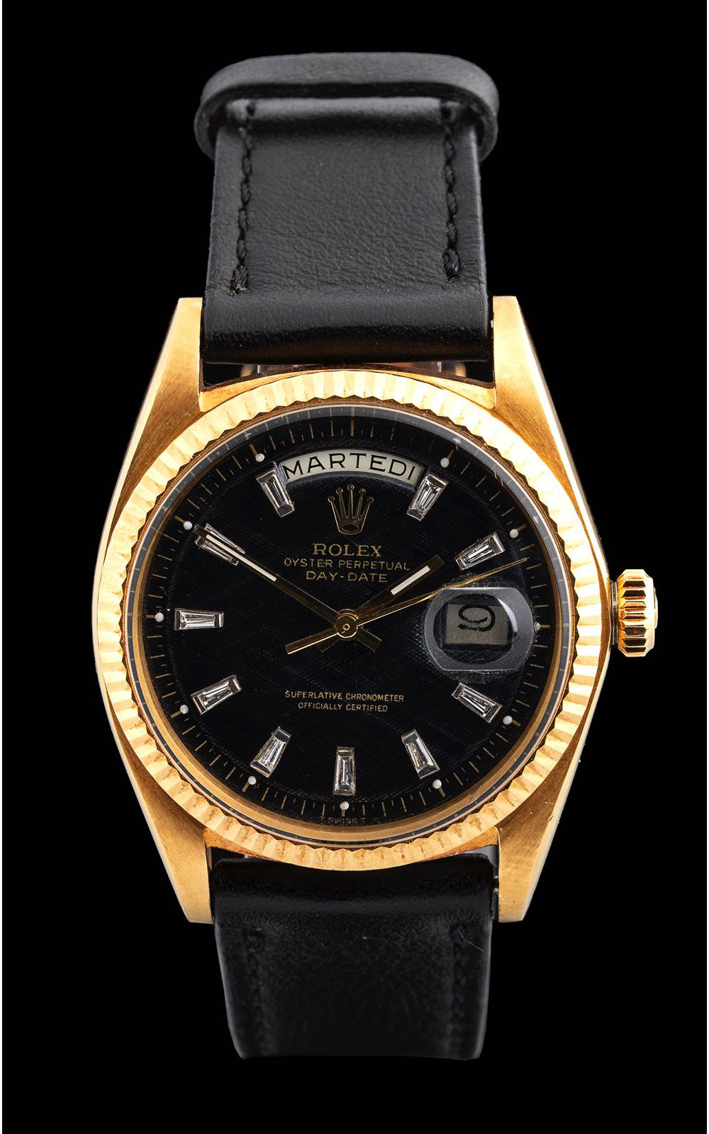 Rolex Day Date ref 1803 like NOS yellow gold 1972