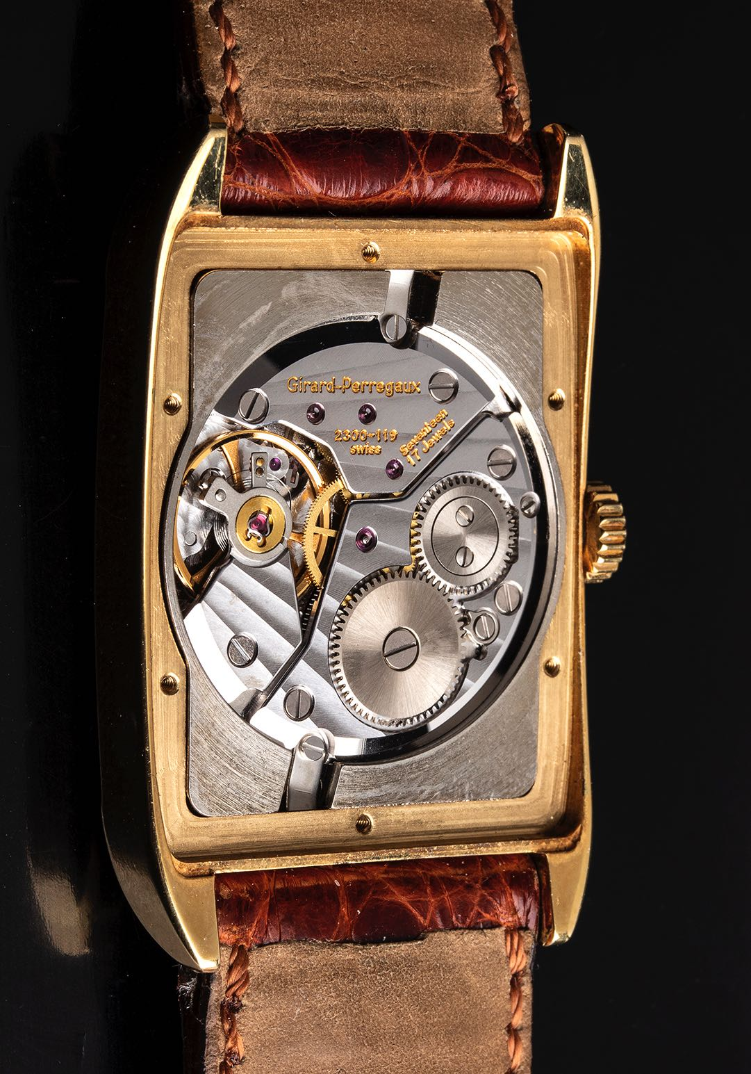 Girard Perregaux, 18 kt gold, 1791/1991 anniversary, Limited Edition, Ref.4961, Like N.O.S., full se - Image 2 of 4