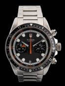 Tudor Chronograph, Montecarlo ref 70330N.