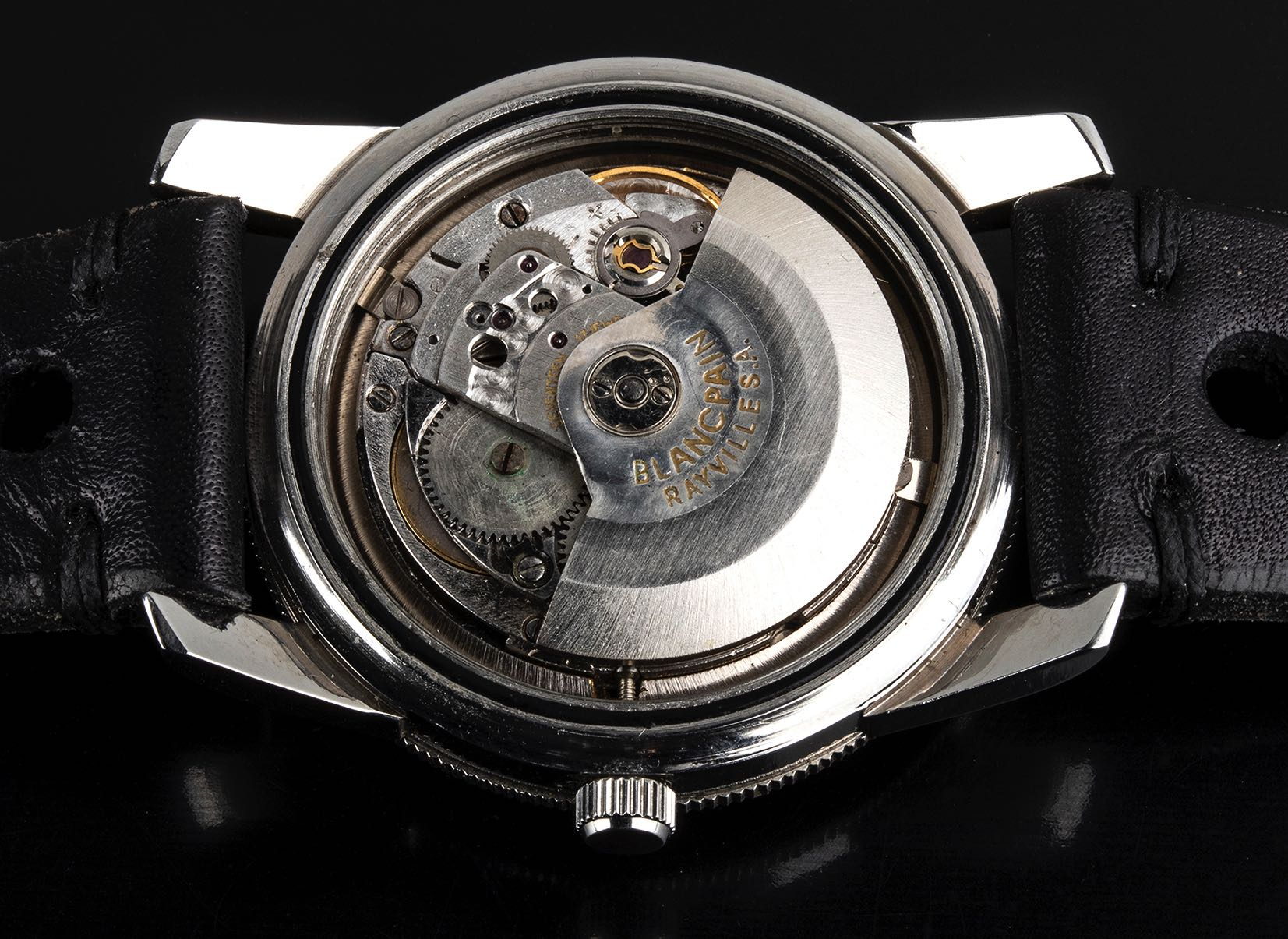 Blancpain Fifty Phatoms Aqua lung no radiations dial - Image 2 of 4
