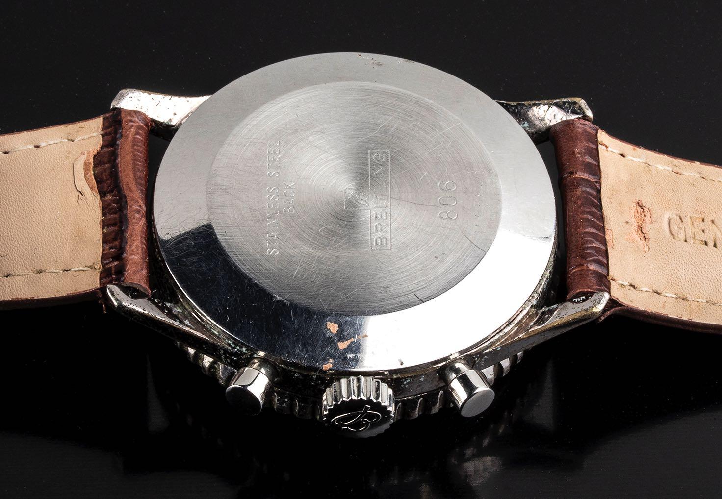 Breitling chrono Navitimer ref 806 1960's - Image 3 of 4