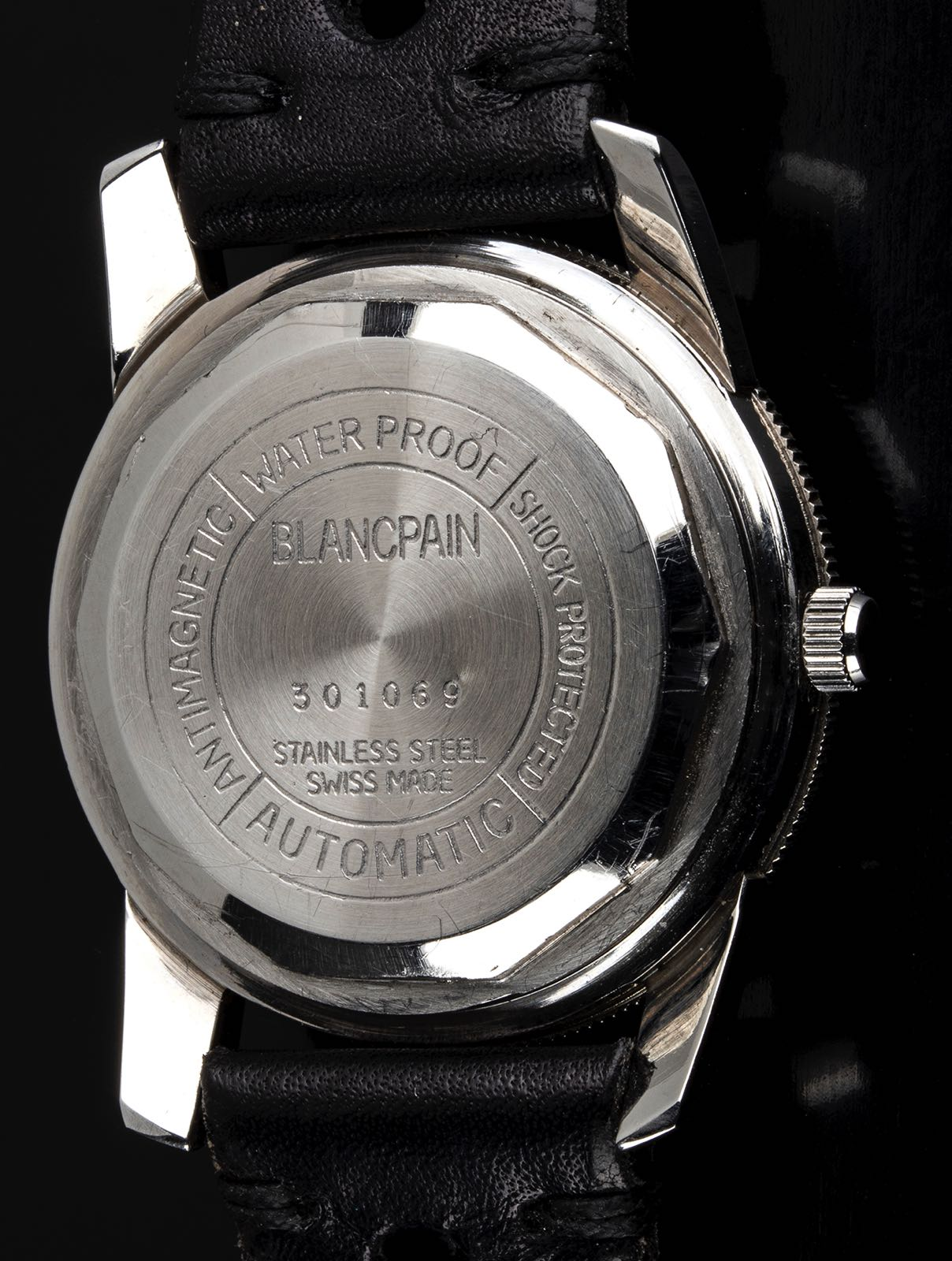Blancpain Fifty Phatoms Aqua lung no radiations dial - Image 4 of 4