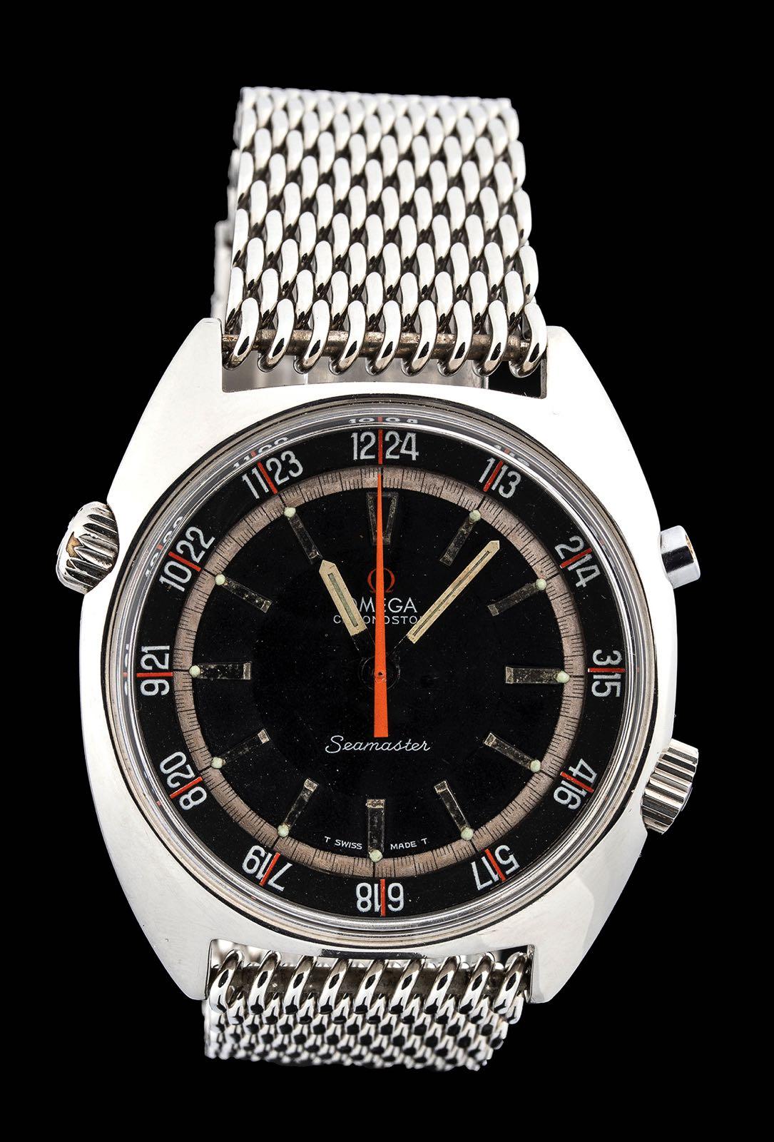 Omega SEAMASTER CHRONOSTOP Jumbo, Ref.145.008, 1969