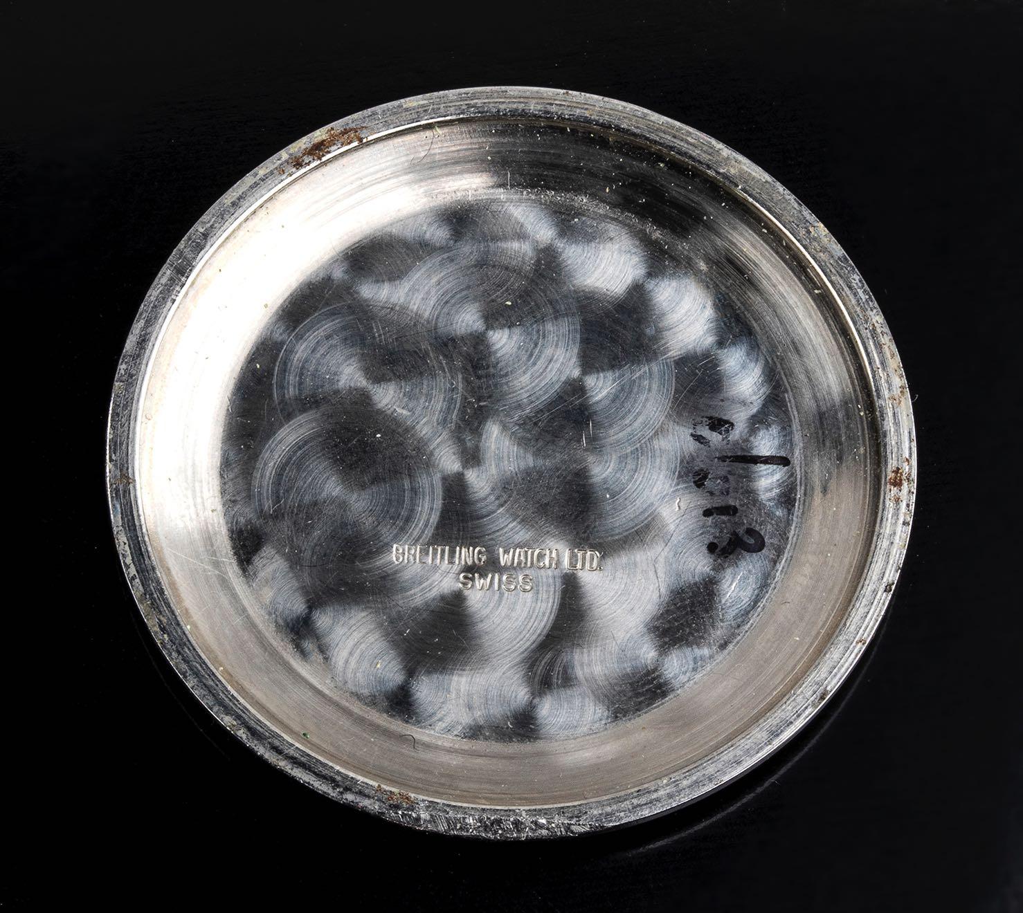 Breitling chrono Navitimer ref 806 1960's - Image 4 of 4