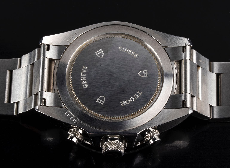Tudor Chronograph, Montecarlo ref 70330N. - Image 2 of 3