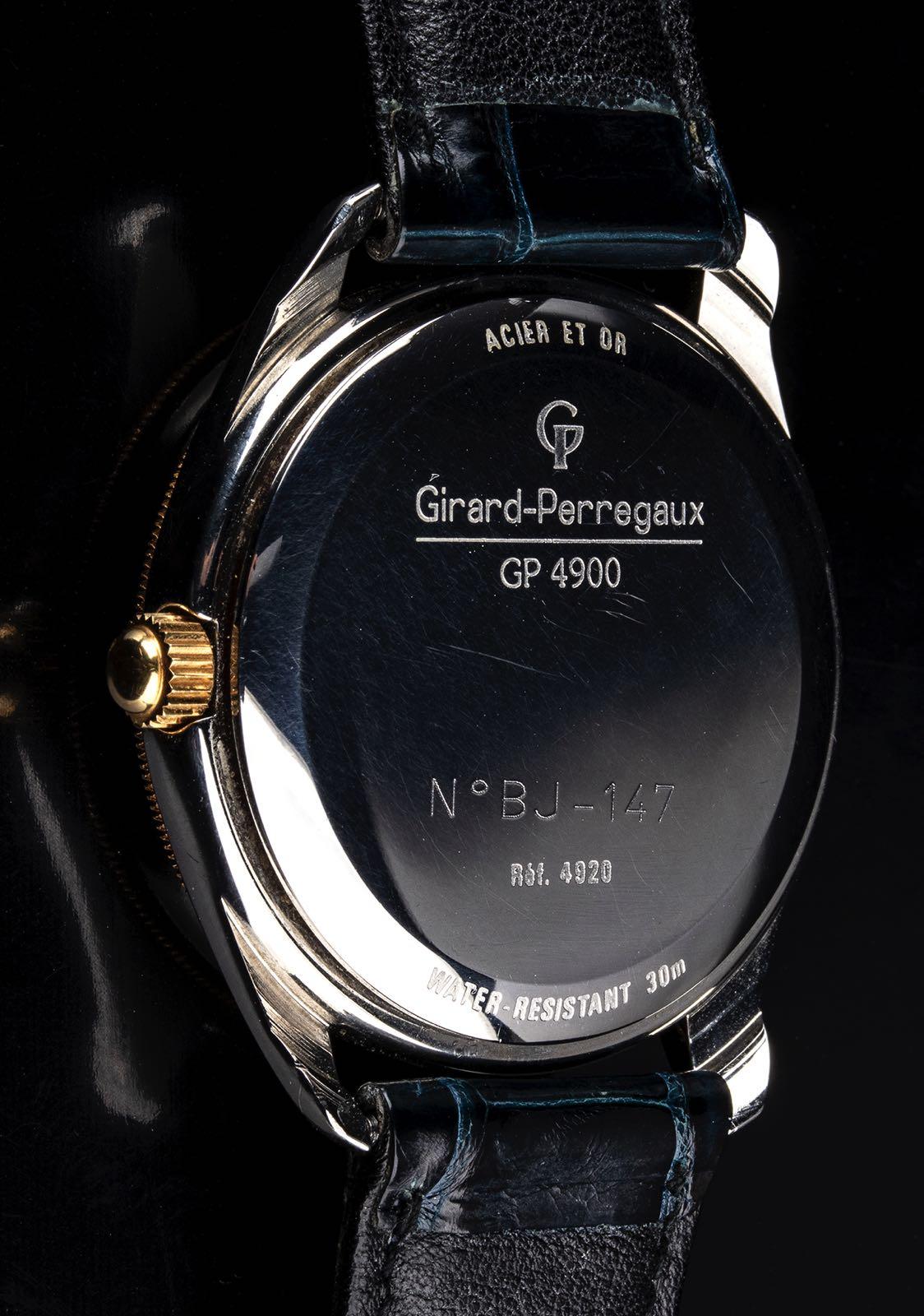 Girrard Perregaux, Power Reserve ref 4900, 90', N.O.S. - Image 3 of 4