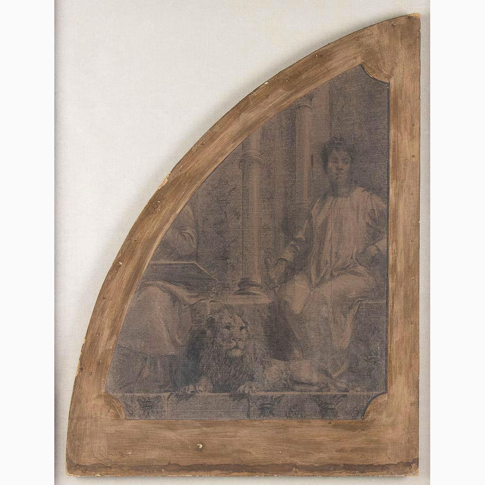 PIETRO VANNI Viterbo, 1845 - Rome, 1905-Six sacred scenes - Image 7 of 7