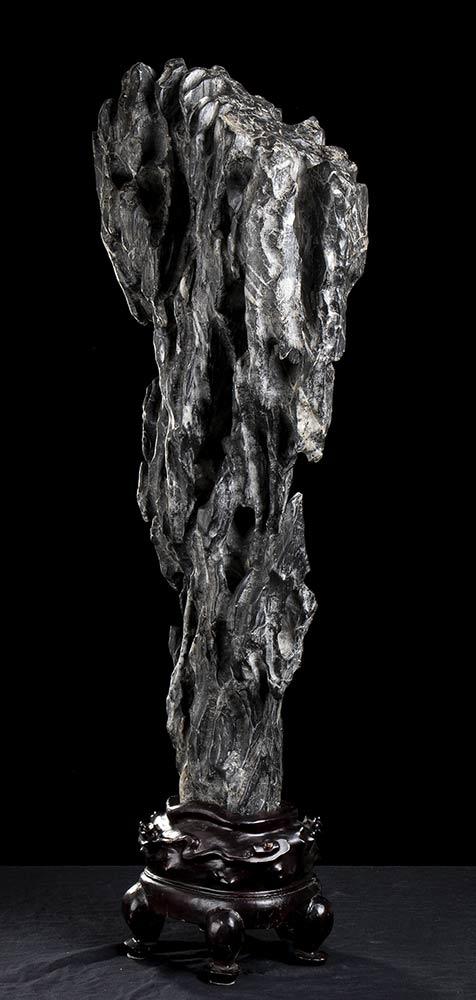 A SCHOLAR ROCK, GONGSHIChina - Image 2 of 5
