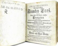 JOH. JACOBI EVANGELISCHER KRANCKEN-TROST