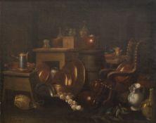 ECOLE PIEMONTAISE DU 17ème siècle