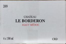 CHÂTEAU LE BORDERON 2009