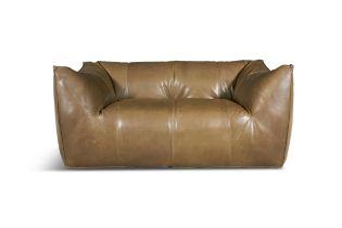 MARIO BELLINI (b. 1935) La Bombole sofa by Mario Bellini for B & B Italia, in recently upholstered