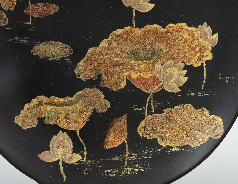 TRAN PHUC DUYEN (1923-1993) ECOLE DES BEAUX-ARTS DE L'INDOCHINE (INDOCHINA FINE ARTS COLLEGE), - Image 11 of 12