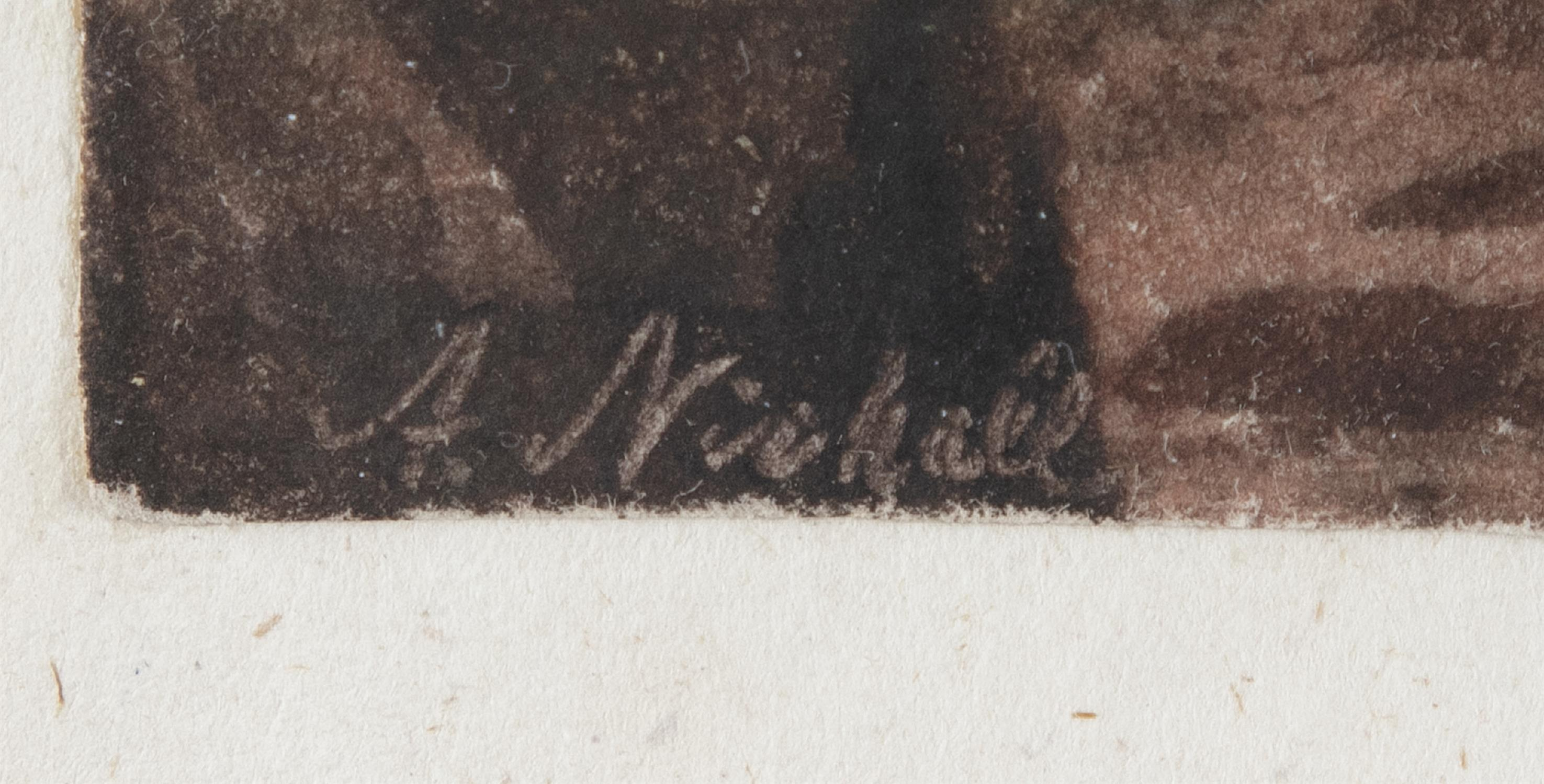 Andrew Nicholl RHA (1804-1886) From the East, Bay of Port Noffer; the 'Loom', 'Giant's Causeway' - Image 3 of 5