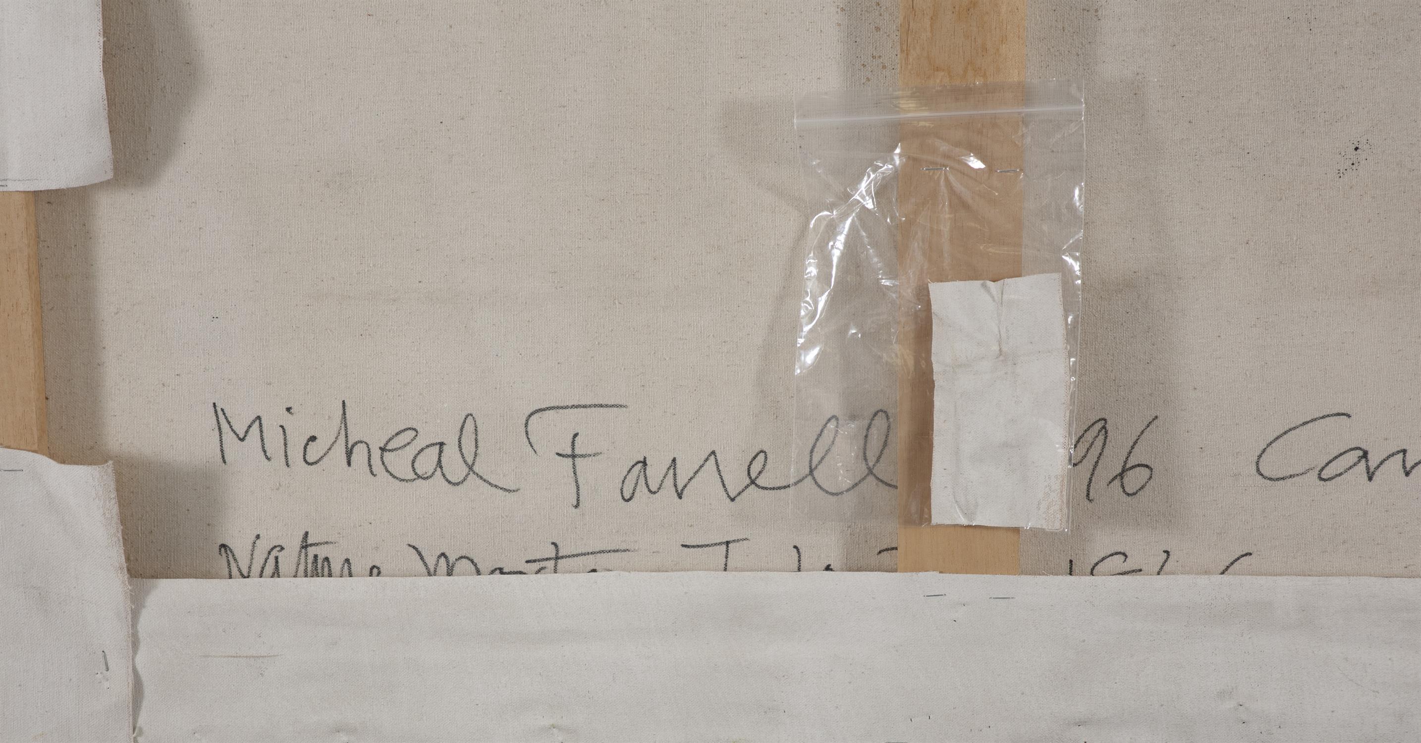 Michael Farrell (1940-2000) Nature Morte Irlande 1846 Oil on canvas, 114 x 167cm (44¾ x - Image 3 of 4