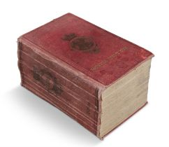 A BOUND OFFICIAL DIRECTORY FROM THE SACKVILLE CLUB