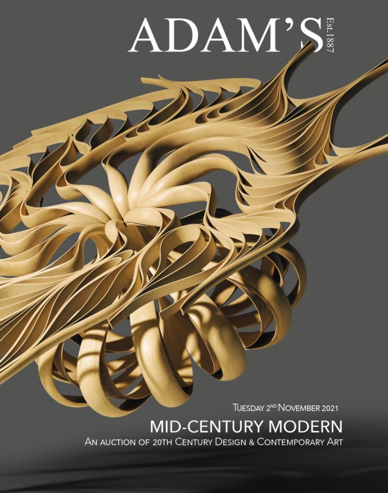 MID-CENTURY MODERN - 2ND NOVEMBER 2021