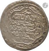 ILKHANIDES 28 dirhams d'argent, datés entre 664 (?) H / 1265 et 735 H / 1334, certains non datés,