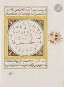 Kitab al-Masanid, Recueil Universel des Paroles du Prophète, 2e partie, Afrique du Nord, début XXe