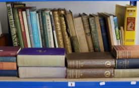 """Two early 20th century volumes """"The Castles And Abbey's Of England"""" by William Beattie MD, first &"""