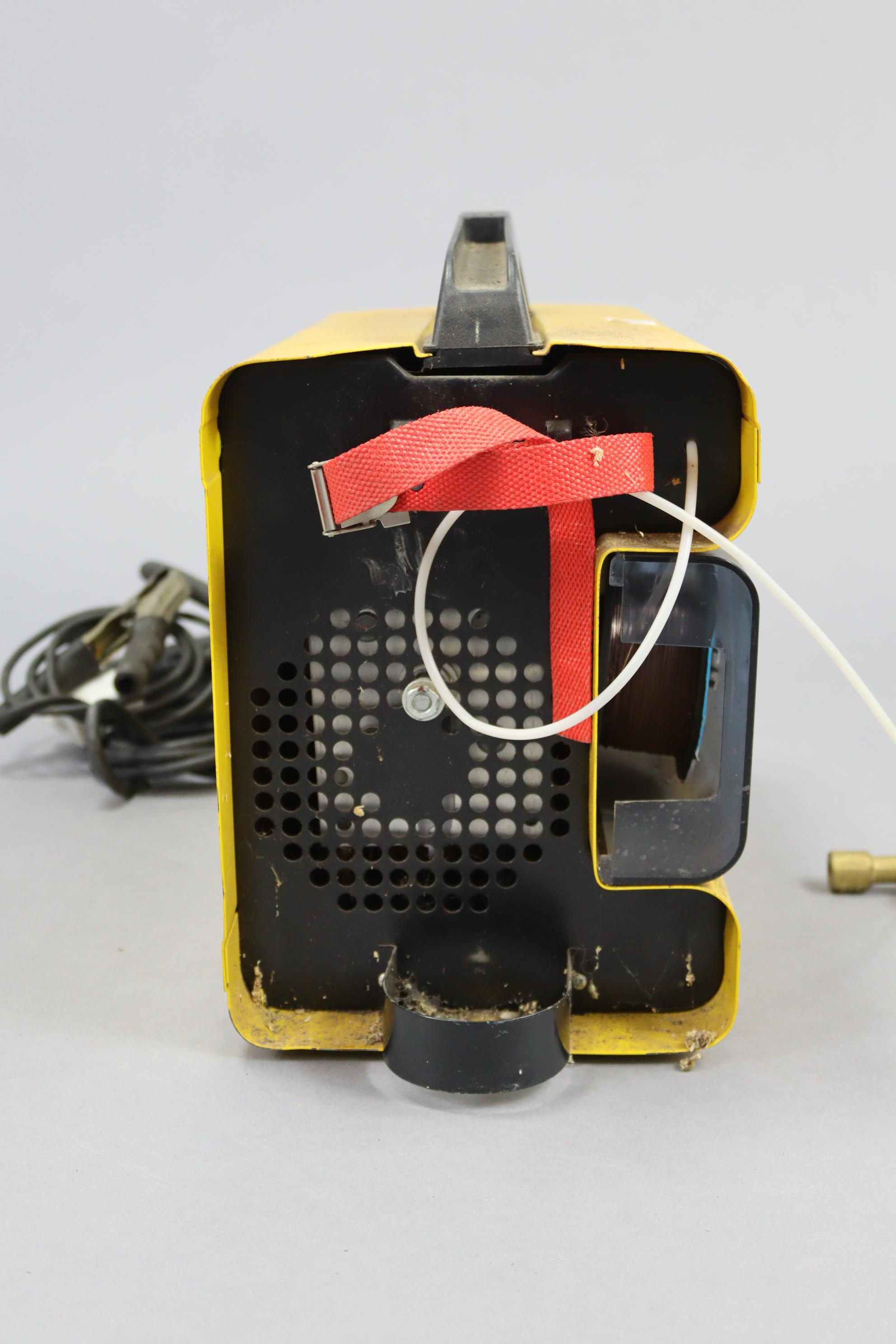 "A Sureweld ""Monomig 100"" compressor. - Image 3 of 4"