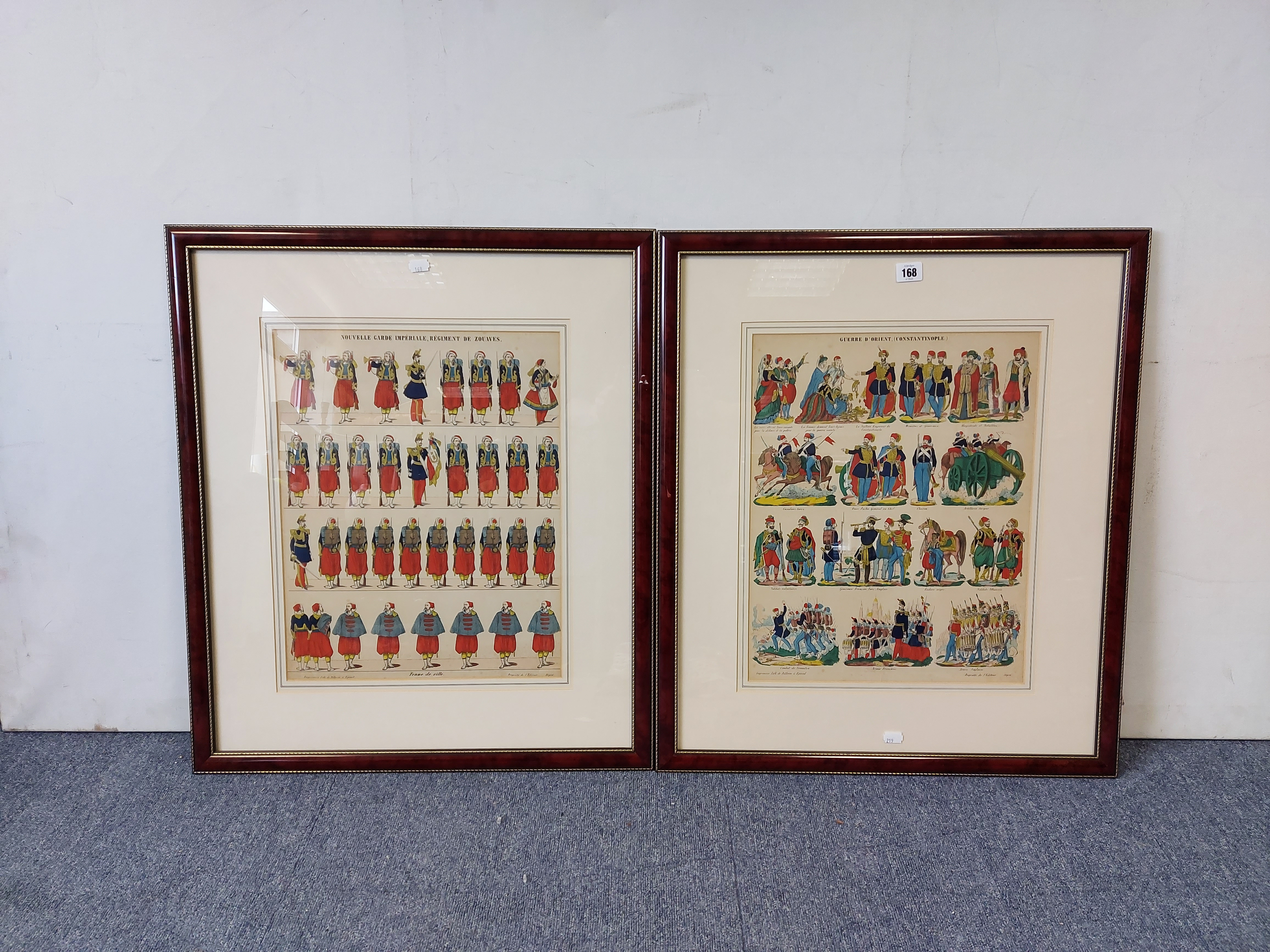 Various decorative paintings & prints. - Image 5 of 7