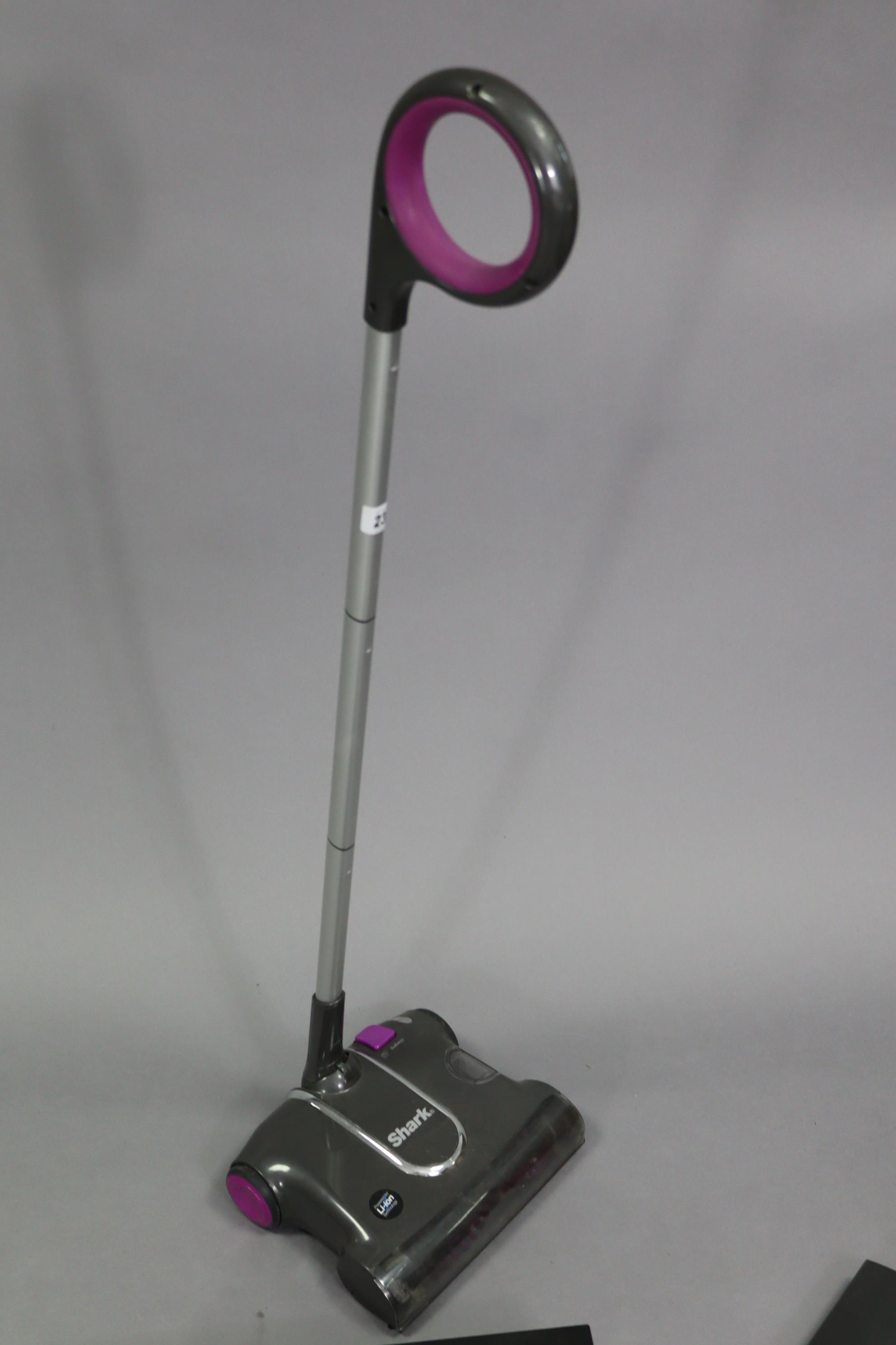 A Shark cordless stick vacuum cleaner; a Bang & Olufsen video cassette recorder, each lacking - Image 5 of 5