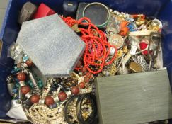 Costume jewellery: to include bangles,