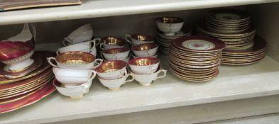 Paragon and Windsor bone china tea/tableware,