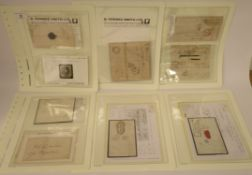 Postage covers,