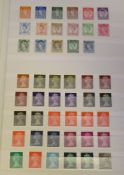 Postage stamps: Great Britain and Commonwealth,