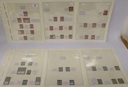 Postage stamps,