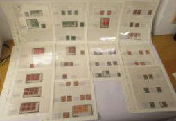 Postage stamps, Great Britain: King George V photogravure issues,