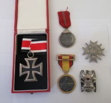 A German Iron Cross,