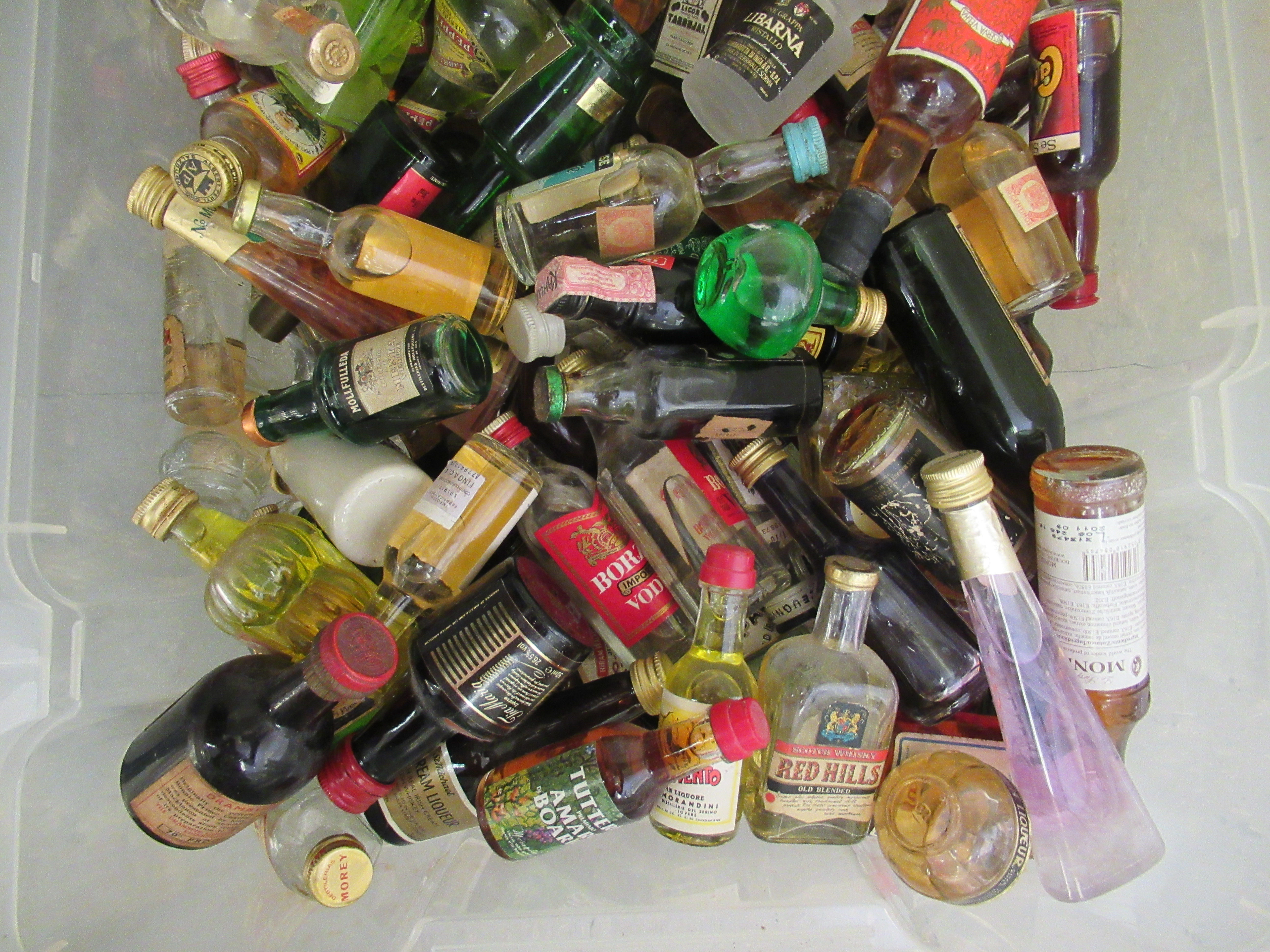 Approx. 300 spirit miniatures: to include whisky and liqueurs - Image 3 of 3