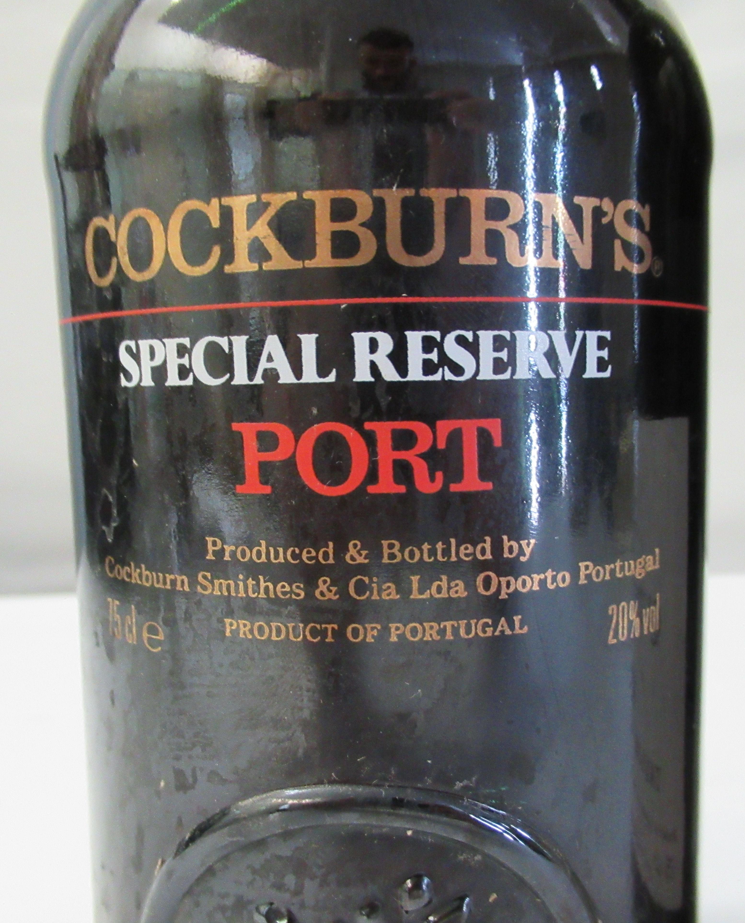A bottle of Taylor's 1978 vintage port; and another bottle of Cockburn's port - Image 2 of 5