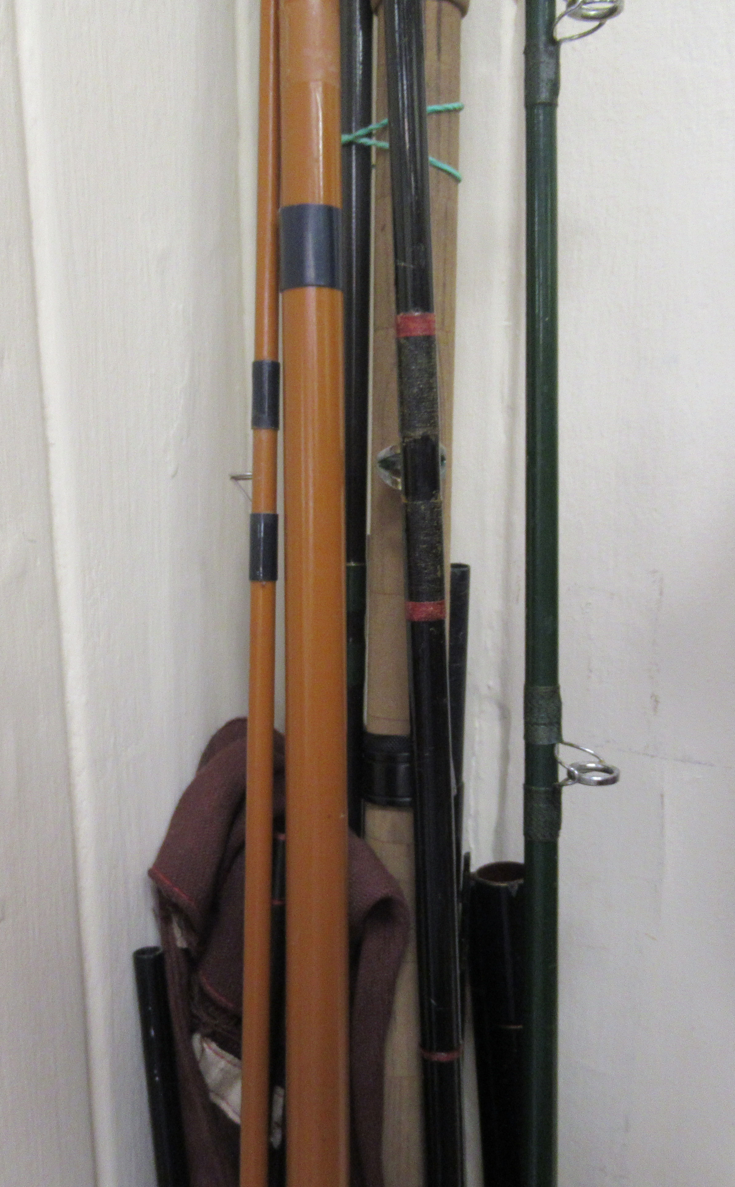 Angling equipment: to include a Hermes Vortex IGFA 30116 Class rod; and another Graphite example - Image 5 of 5