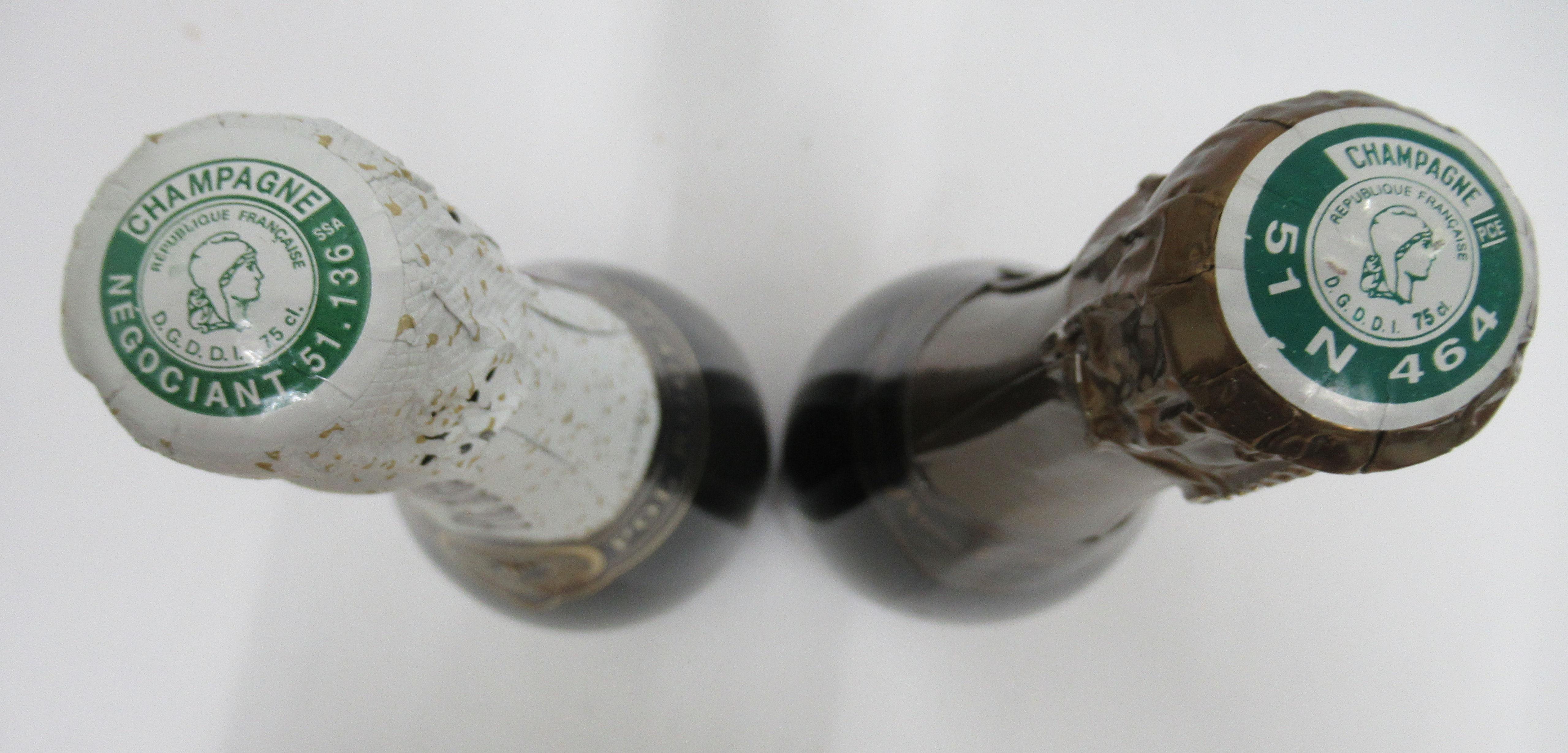 Wine, Champagne, viz. a Pol Roger; a Ruinart Blanc de Blancs; and a 1996 Bruno Paillard each boxed - Image 6 of 6