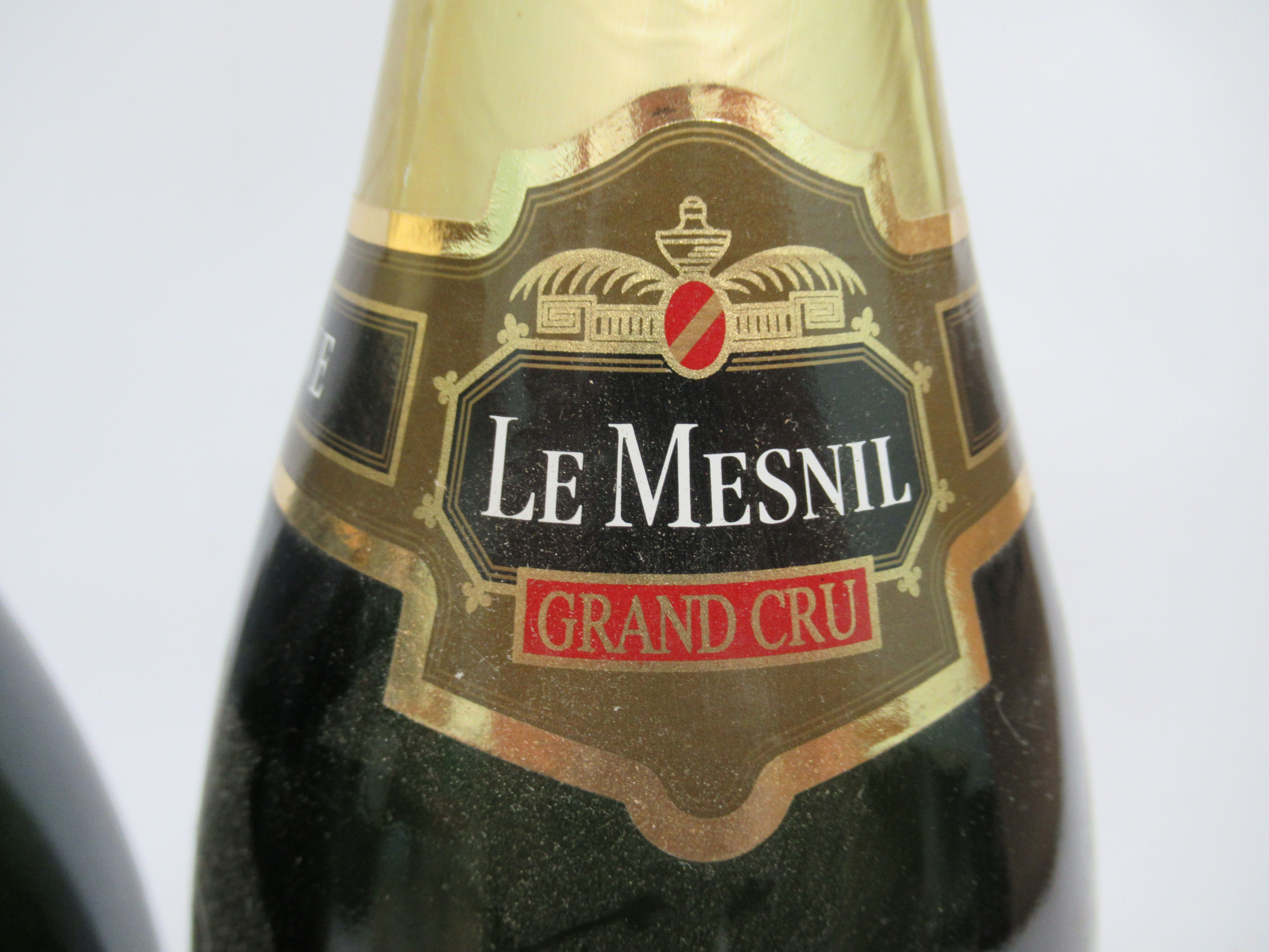 Wine, two Magnums of Champagne, viz. a Berry Bothers & Rudd; and a Le Mesnil Grand Cru - Image 3 of 4