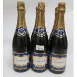 Wine, six bottles of Waddesdon Manor Baron Fuente Champagne